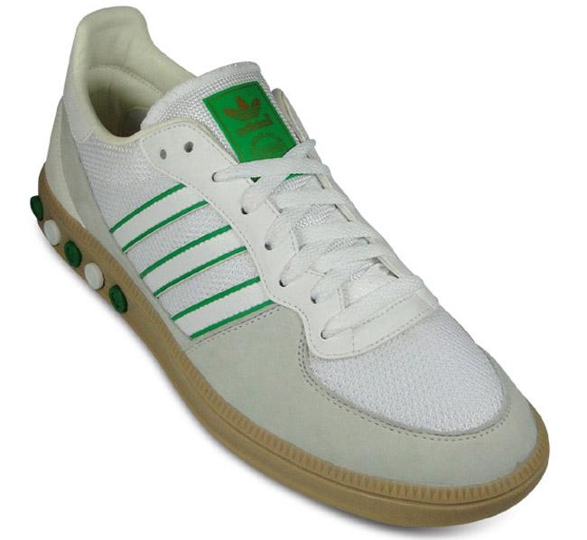 adidas originals handball plug white