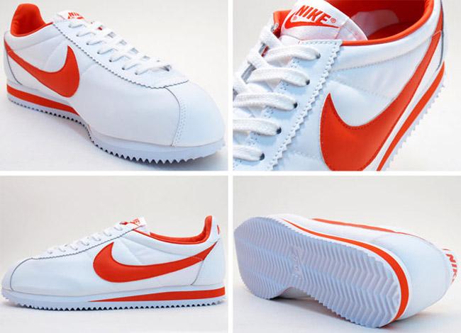 Buy nike cortez orange white \u003e up to 68