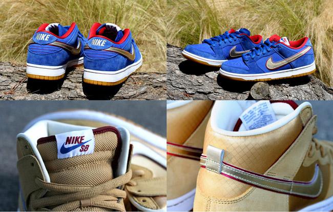 official photos d359c c1e5c ... Nike SB Dunk Hi + Low ...