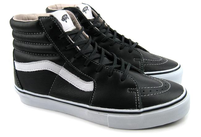 vans old skool sk8 hi black