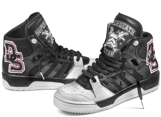 """adidas Originals Conductor Hi """"Stormtrooper"""" x Star Wars"""