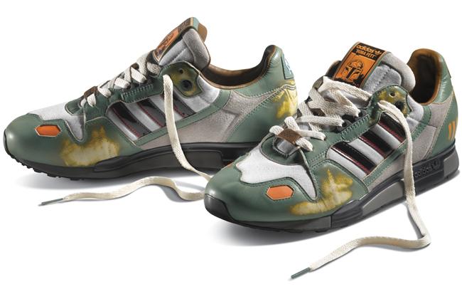 "adidas Originals ZX 800 ""Boba Fett"" x Star Wars"