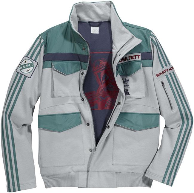 """adidas Originals """"Boba Fett"""" Jacket x Star Wars"""