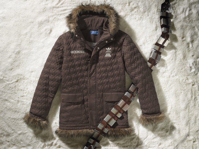 "adidas Originals ""Chewbacca"" Jacket x Star Wars"