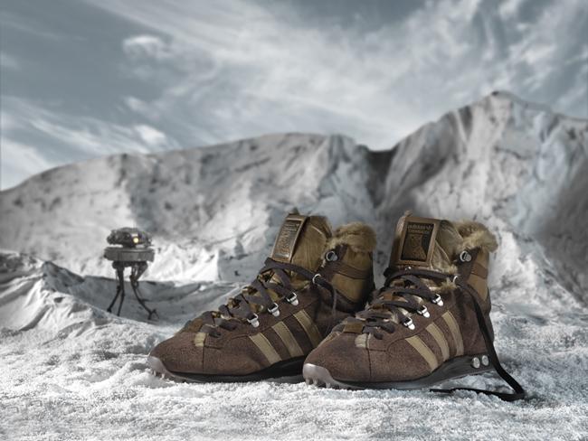 adidas Originals x Star Wars | Fall 2010 Collection