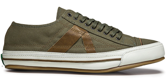 quality design 0f92a a2e55 PF Flyers Number 5 Sneaker Fall 2010 Collection .