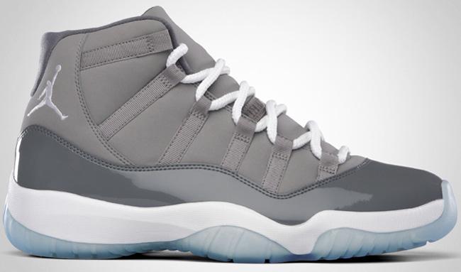 release date: d43ce 18afb Air Jordan VII (7) Retro Premio Bin 23   Release Date · Air Jordan 11 Retro  Cool Grey