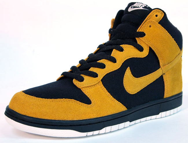 best sneakers ef6a4 86dce ... best price nike dunk high gold dart black a4dd7 8196b