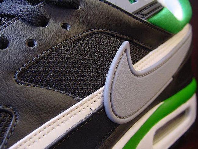 Nike Air Classic BW Textile BlackGrey Yellow | SneakerFiles