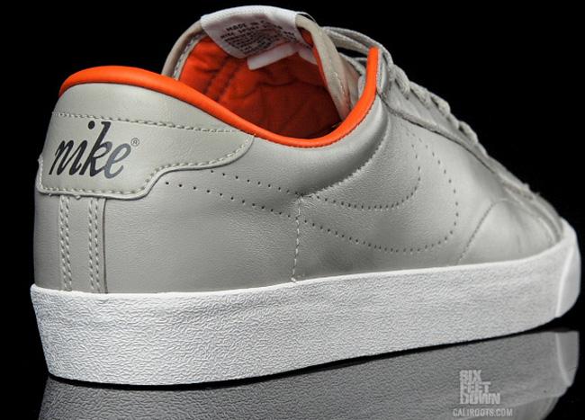 finest selection c6888 1b7ae Nike Tennis Classic AC  Stone Grey  Team Orange - OG EUKicks Sneaker  Magazine