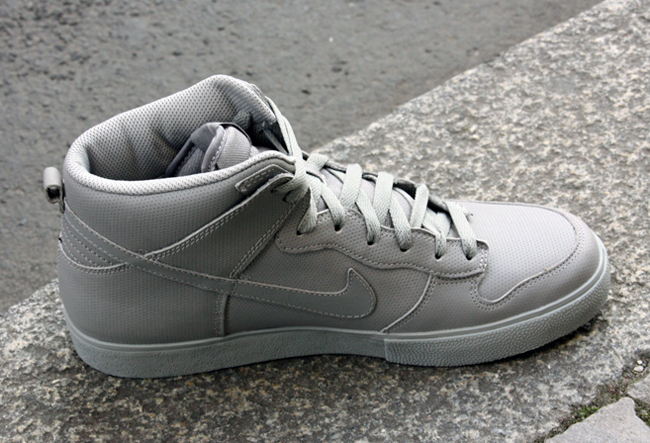 all grey nike dunks