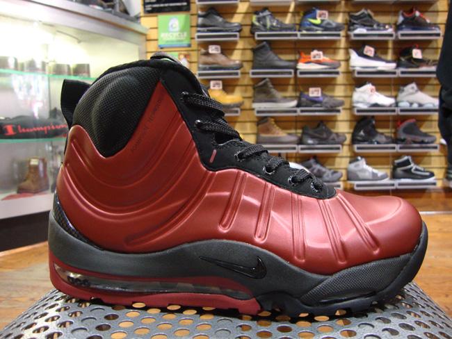 super popular 393d8 912c7 ... cheapest nike air max posite bakin boot cranberry b9c42 84b00