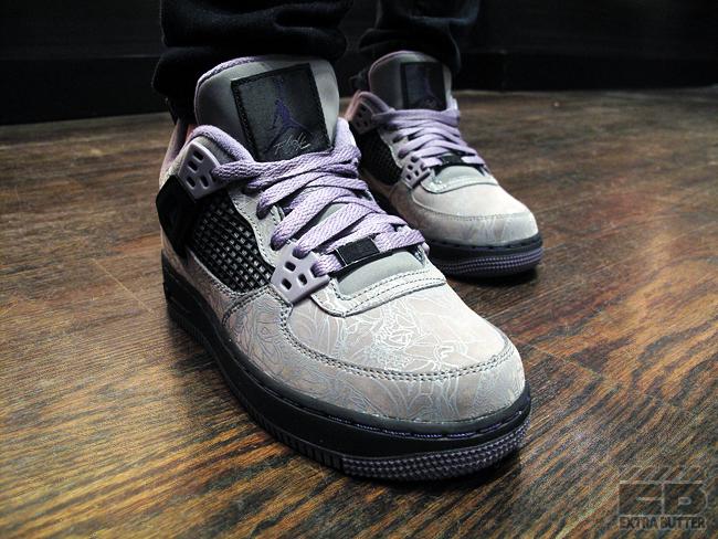 "Air Jordan 4 Fusion (AJF 4) ""Laser†WMNS ... 25ce41f30"