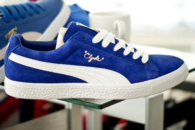 online store f9e83 26cd8 Puma Clyde | Spring 2011 - OG EUKicks Sneaker Magazine