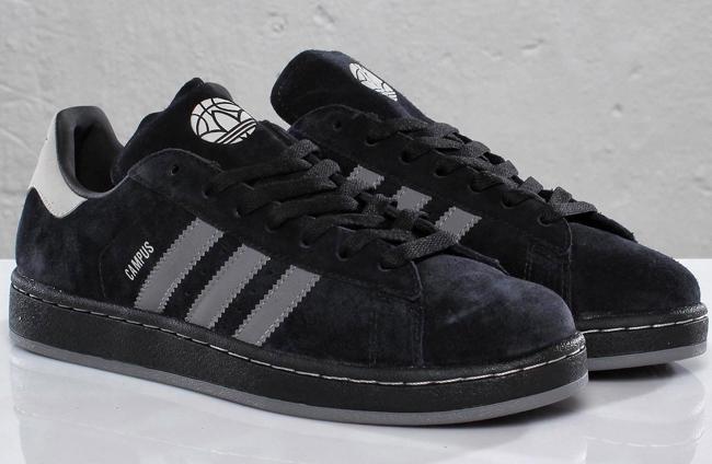 Adidas Sneaker Ii Magazine Kicks Black Originals Campus Grey Eu 11qFrUw0