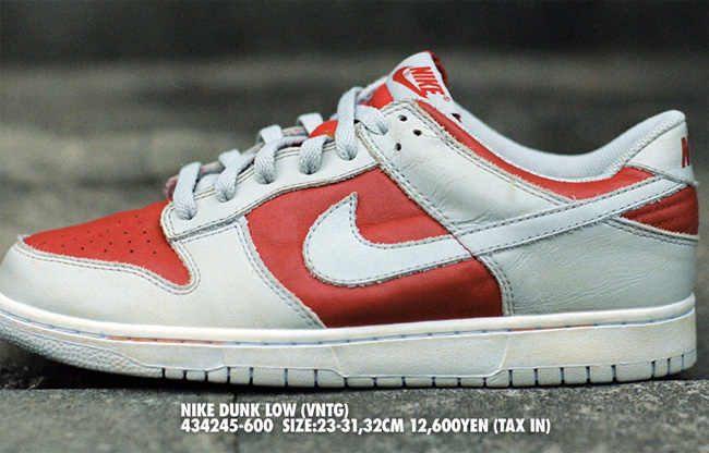 the latest cb4b5 507fe Nike Dunk Low Vintage Spring 2011 .