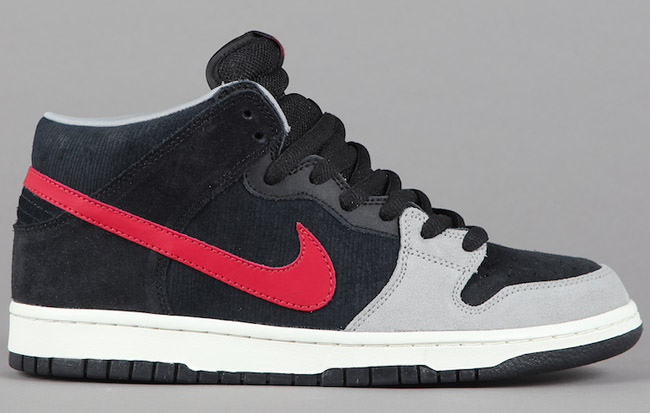 premium selection e5b2c 736df ... promo code for nike sb dunk mid pro black varsity red 6eec6 9d774