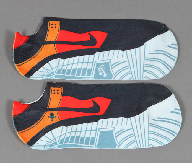 cheap for discount 3dfc8 93d9f Nike SB Raygun Dunk Socks - OG EUKicks Sneaker Magazine