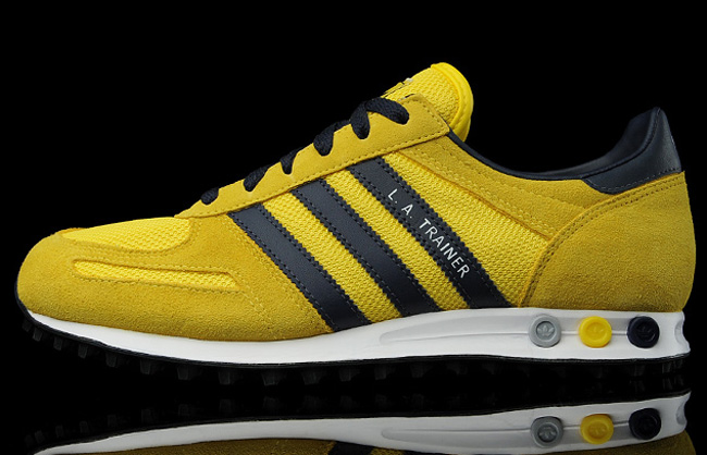 adidas trainers yellow
