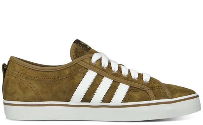 huge selection of 24a1b 65e89 adidas Nizza Low CL   Brown Suede - OG EUKicks Sneaker Magazine