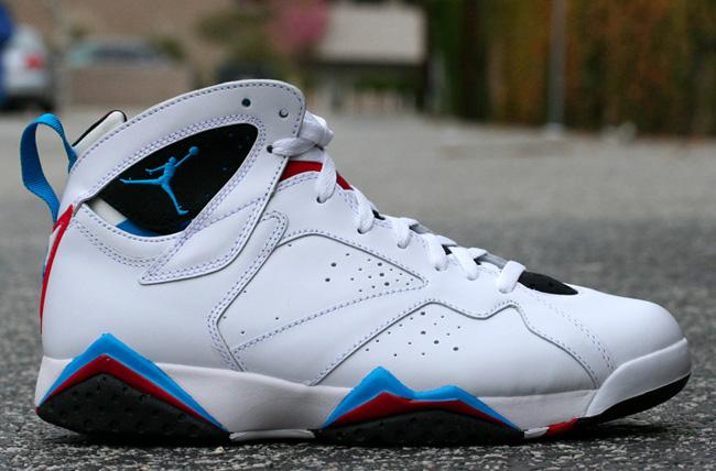 "huge discount 52bd4 83230 Releasing  Air Jordan 7 Retro ""Orion Blue†- OG EUKicks Sneaker Magazine"