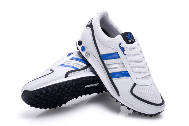 adidas trainer 2 bianche