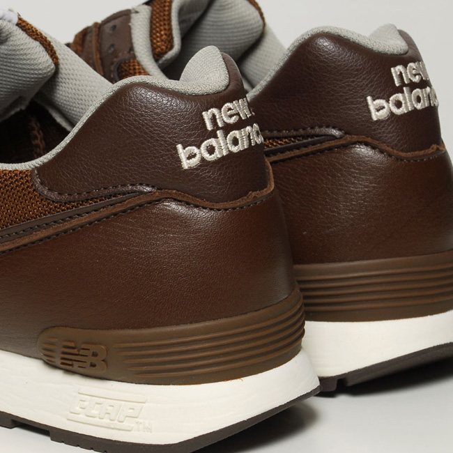 reputable site e119e d88c0 canada new balance brown leather 576 66539 13afe