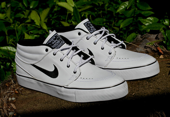 Nike Sb Stefan Janoski Mi Qs Noir Blanc vente extrêmement meilleur achat obrEAhVI3c