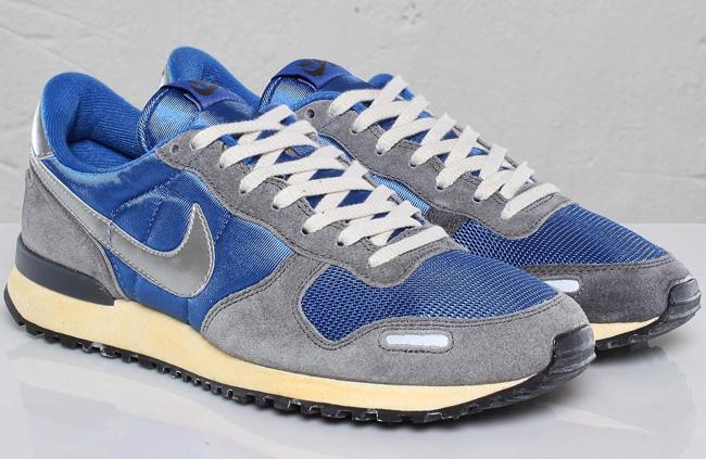 new product 2eaad b0124 nike air vortex vintage blue