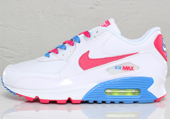 Nike Air Max 90 Lea Sport Sneakers for
