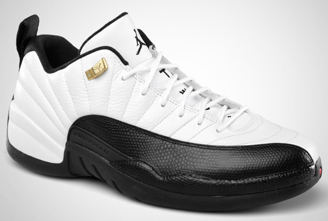 Air Jordan 12 Low Cut  661392d6a47b