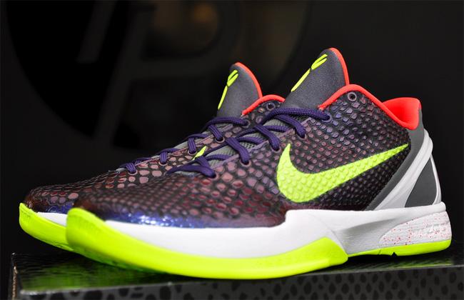 254106056577 Nike Zoom Kobe VI (6) Supreme