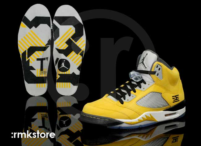 new style 01dcc 5492f where can i buy air jordan 5 retro t23 yellow fever 590f0 f691c