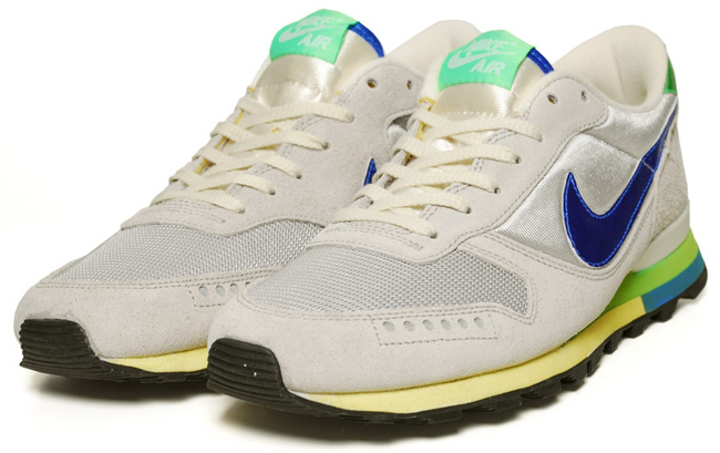 official photos 89c3a 62b63 Nike Air Venture (Vector) Vintage   Blue   Lime Green