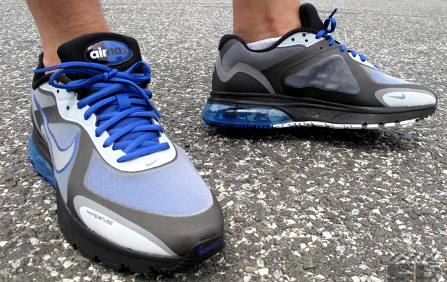low priced 2a0d6 218bb Nike Air Max Alpha 2011+   Drenched Blue   Metallic Silver