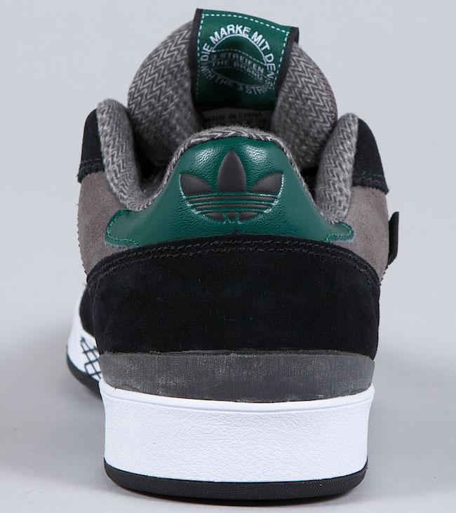 cc01766173 ... adidas Skateboarding Silas Iron Grey Dark Green .
