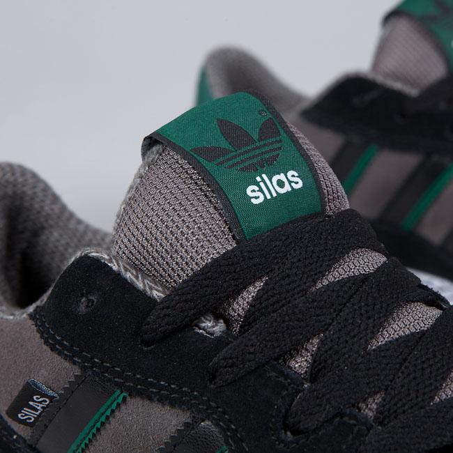 850f3b5262 ... adidas Skateboarding Silas Iron Grey Dark Green .. ...