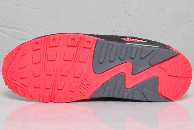 official photos 6df59 aac7a ... best price nike air max 90 metallic dark grey pink a190f 54e5a