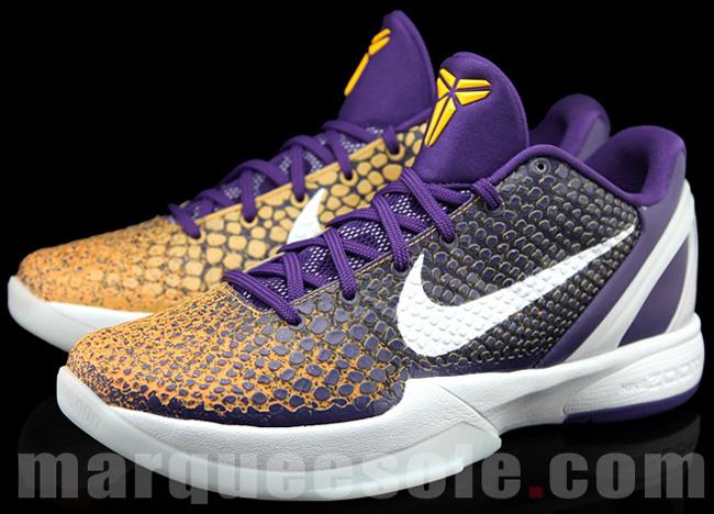 new style 35835 33efe ... Nike Zoom Kobe VI (6) Club Purple .