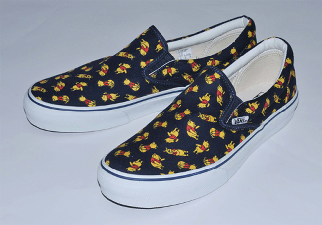 vans slip on disney