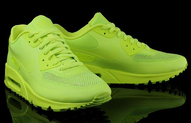 Neon Air Max 90 Hyperfuse Volt  545f6e100e