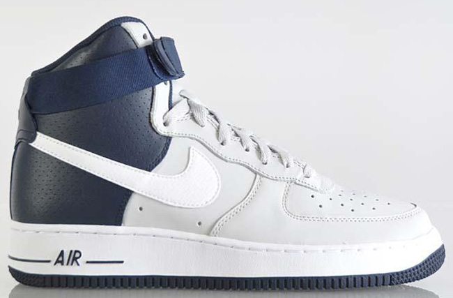 buy popular e6889 a27e5 nike air force 1 high obsidian neutral grey new images