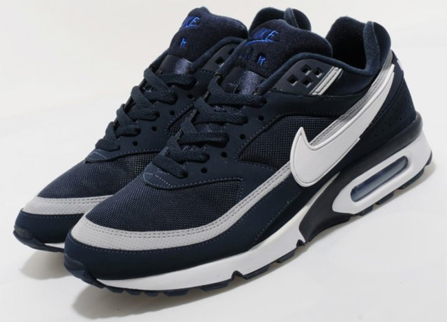 detailed look 13aaf b7cfc ... discount code for nike air max classic bw obsidian wolf grey 4d2df 1ce78
