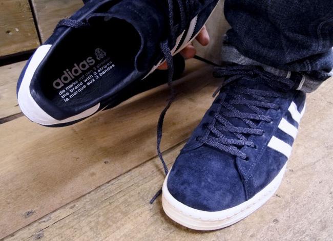 "best sneakers 14c2a 8d8db ... adidas Originals ""B-Sides†Campus 80s x Foot Patrol ..."