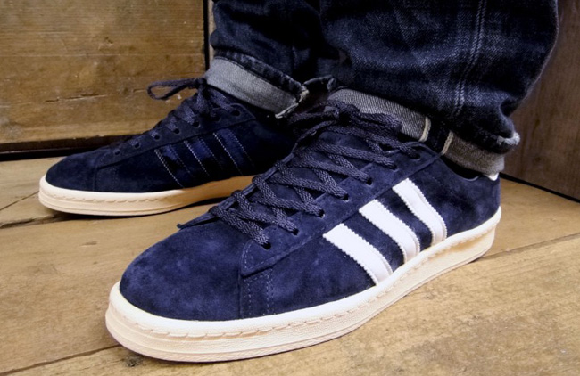 "best sneakers 9495d b4335 ... adidas Originals ""B-Sides†Campus 80s x Foot Patrol ..."