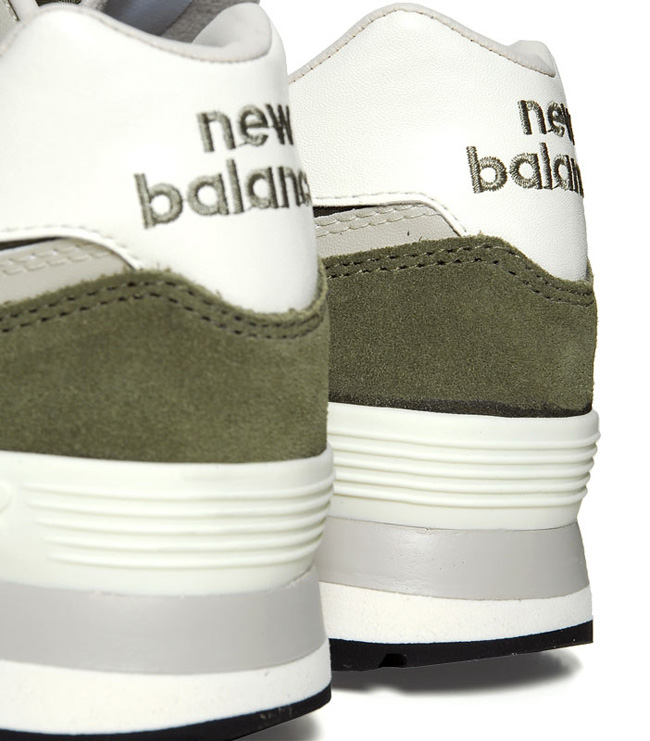 new balance 574 made in england olive green