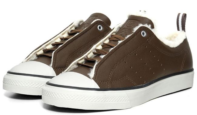 newest 70615 75bc1 burton x adidas originals vulc low kzk brown spice