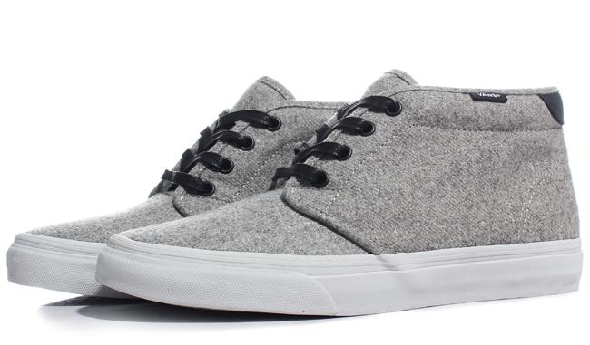 Vans Chukka 69 Ca- Grey boots
