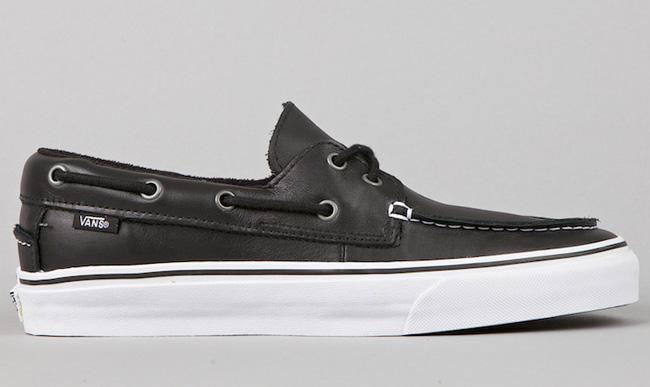 Vans True Zapato Barco Eukicks Og Magazine White Sneaker Black Del wrqdxOIq