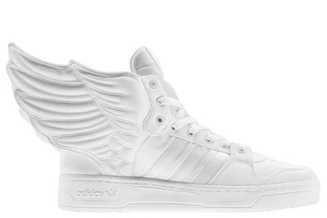 classic fit 9bf38 4ed0c adidas ObyO JS Wings 2.0